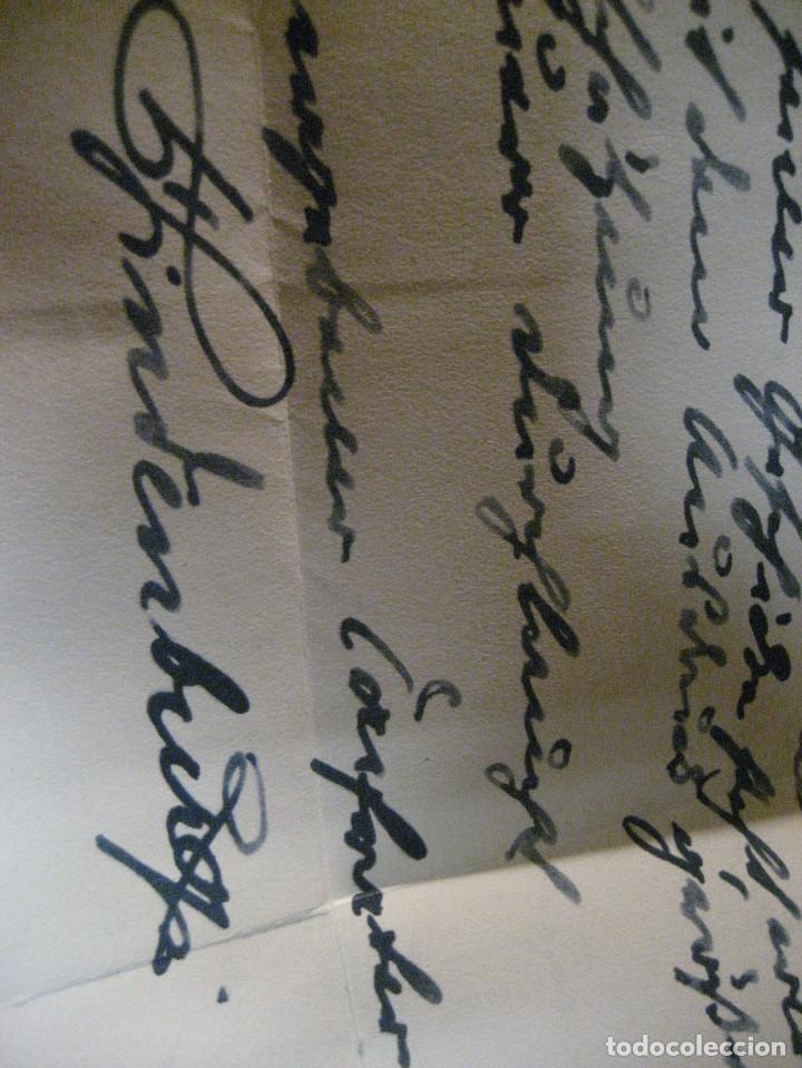 Libros antiguos: fúrst von bülow . denkwür digkeiten 3 tomos memorias documentos cartas facsímil año 1930 guerra mun - Foto 42 - 206940570