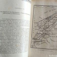 Libros antiguos: EPISODIOS DE LA GUERRA EUROPEA (6 TOMOS) PRIMERA GUERRA MUNDIAL JULIAN PEREZ CARRASCO. Lote 207094188