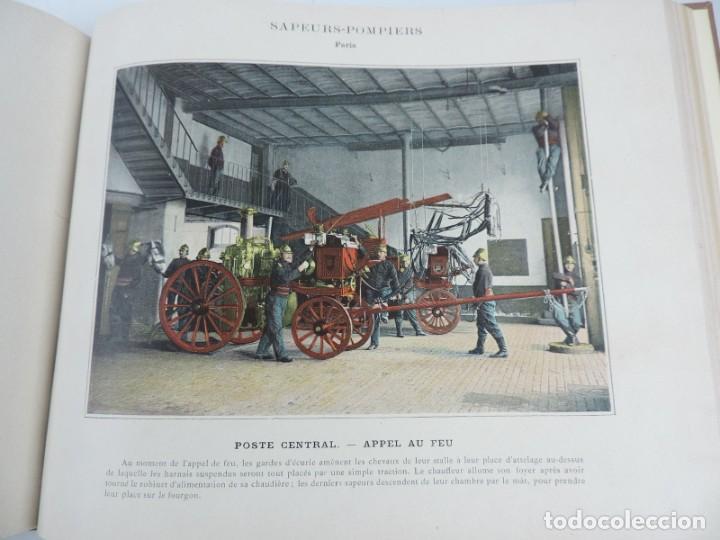 Libros antiguos: ALBUM MILITAIRE DE LARMEE FRANCAISE, EJERCITO FRANCES, 1895 aprox. Por Boussod, Valadon et Cie. Édi - Foto 7 - 207918155