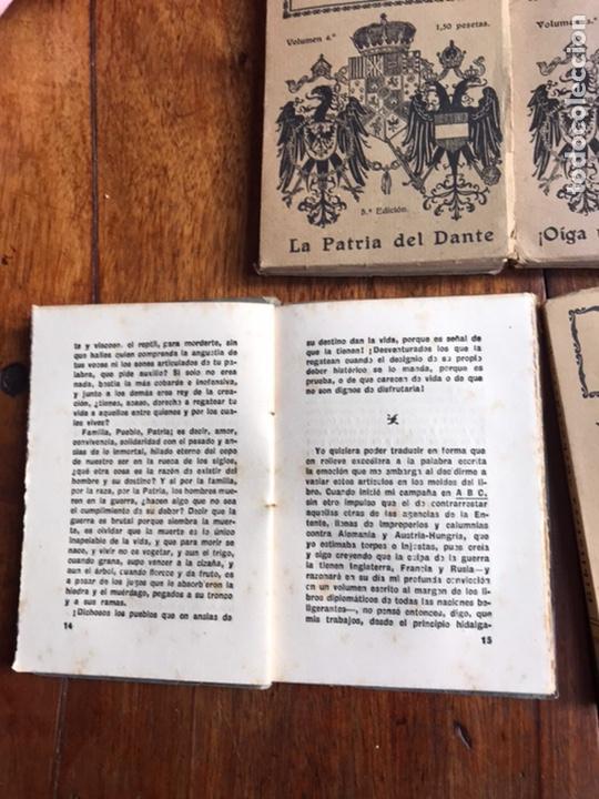 Libros antiguos: Lote de 4 libros biblioteca Schneider 1914 - Foto 3 - 208160553