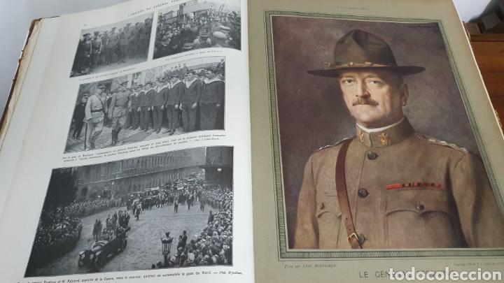 Libros antiguos: Álbum de la I guerra mundial. 2 tomos. - Foto 2 - 209210786
