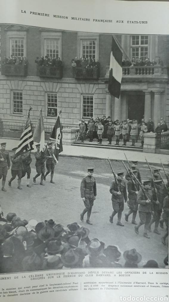 Libros antiguos: Álbum de la I guerra mundial. 2 tomos. - Foto 4 - 209210786