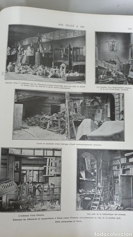 Libros antiguos: Álbum de la I guerra mundial. 2 tomos. - Foto 5 - 209210786