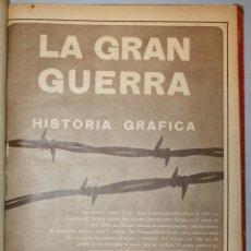 Libros antiguos: LA GRAN GUERRA - HISTORIA GRÁFICA - 1964. Lote 210822907