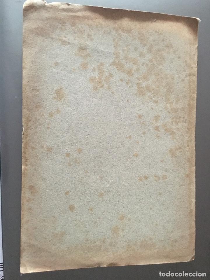 Libros antiguos: EL COMPLOT DE INGLATERRA - La prehistoria de la guerra - Joseph Kohler - 8p. 23x16 - Foto 3 - 212755783