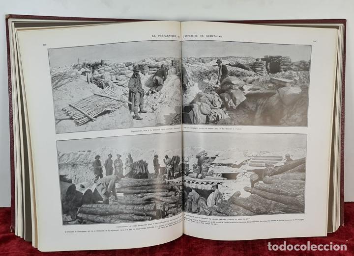 Libros antiguos: LALBUM DE LA GUERRE. VVAA. LILLUSTRATION. 2 TOMOS. 1932. - Foto 8 - 212955616