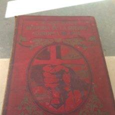 Libros antiguos: LIBRO HISTORIA DE LA GUERRA EUROPEA DE 1914 - TOMO II - VICENTE BLASCO IBÁÑEZ -. Lote 213978127