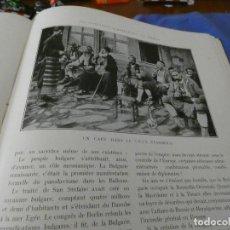 Libros antiguos: TOMO 14 HISTORIE ILUSTREE DE LE GUERRE DE 1914 GRABRIEL HANOTAUX TREMENDO Y MUY ILUSTRADO 1922. Lote 214947392
