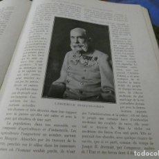 Libros antiguos: TOMO 9 HISTORIE ILUSTREE DE LE GUERRE DE 1914 GRABRIEL HANOTAUX TREMENDO Y MUY ILUSTRADO 1922. Lote 214947410