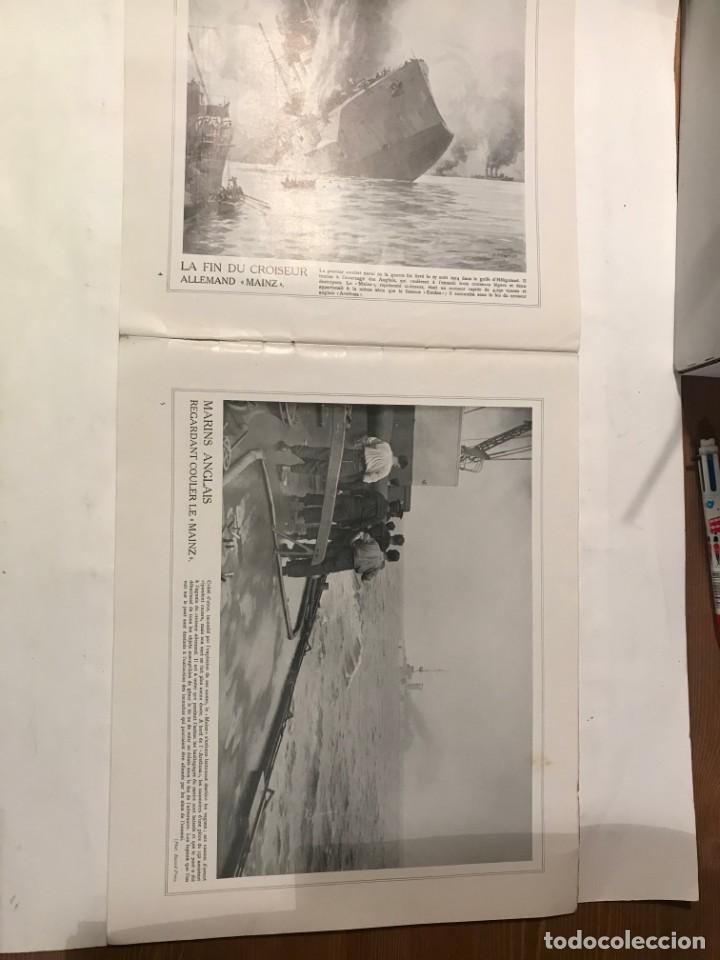 Libros antiguos: LA GRANDE GUERRE RACONTEE PAR LIMAGE REVUE BIMENSUELLE JULLIET 1915 24 GRANDES FOTOGRAFIAS - Foto 3 - 215001908