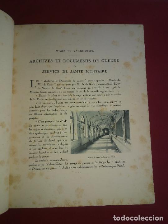 Libros antiguos: CIRUGIA PLASTICA DE HERIDOS EN LA PRIMERA GUERRA MUNDIAL - AÑO 1918 - O.JACOB - IMPRESIONANTES IMAGE - Foto 4 - 235242220