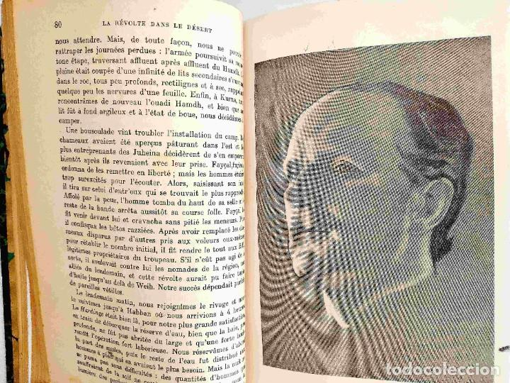 Libros antiguos: 1928 - LAWRENCE: LA RÉVOLTE DANS LE DÉSERT - Foto 2 - 241176575