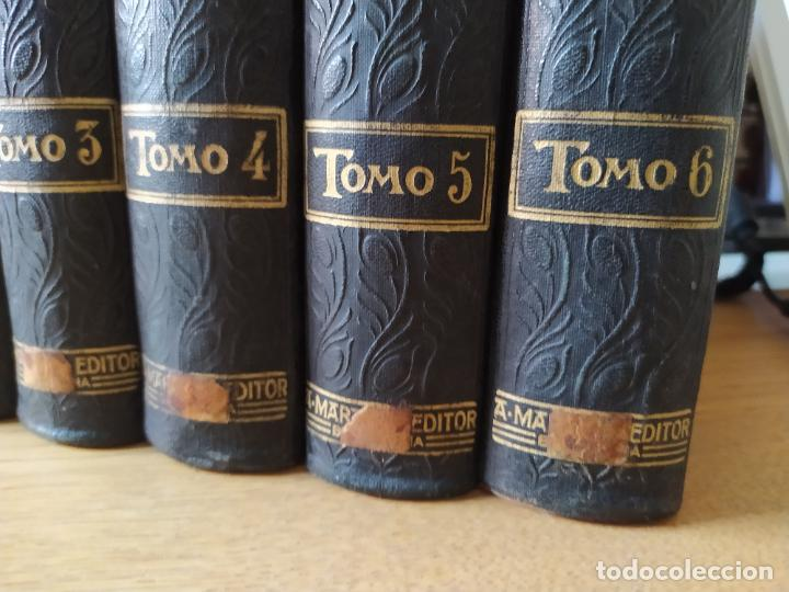 Libros antiguos: RAREZA. Episodios de la guerra europea. Barcelona, ed. Alberto Martin, sin fecha. Una joya. - Foto 4 - 243440750