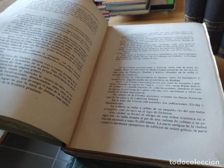 Libros antiguos: RAREZA. Episodios de la guerra europea. Barcelona, ed. Alberto Martin, sin fecha. Una joya. - Foto 14 - 243440750