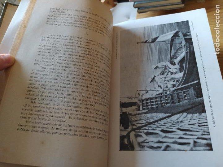 Libros antiguos: RAREZA. Episodios de la guerra europea. Barcelona, ed. Alberto Martin, sin fecha. Una joya. - Foto 19 - 243440750