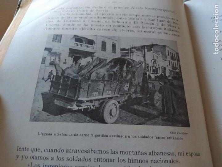 Libros antiguos: RAREZA. Episodios de la guerra europea. Barcelona, ed. Alberto Martin, sin fecha. Una joya. - Foto 24 - 243440750
