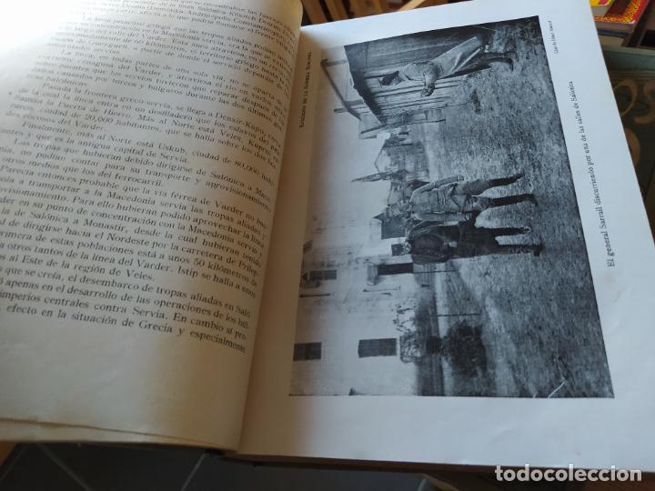 Libros antiguos: RAREZA. Episodios de la guerra europea. Barcelona, ed. Alberto Martin, sin fecha. Una joya. - Foto 25 - 243440750