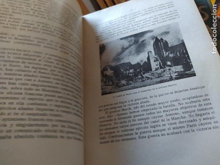 Libros antiguos: RAREZA. Episodios de la guerra europea. Barcelona, ed. Alberto Martin, sin fecha. Una joya. - Foto 30 - 243440750