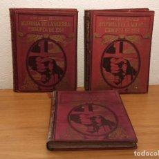 Libros antiguos: HISTORIA DE LA GUERRA EUROPEA DE 1914 VICENTE BLASCO. Lote 252790395