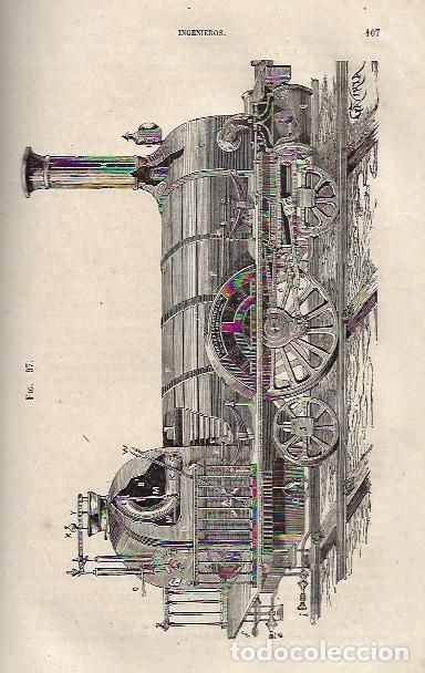 Libros antiguos: TRATADO ELEMENTAL FORTIFICACION DE CAMPAÑA - Foto 3 - 252818020