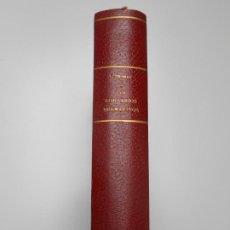Libros antiguos: 1 LIBRO LOS CORSARIOS SUBMARINOS LOWELL THOMAS EDITOR JOAQUIN GIL BARCELONA 1ª EDICION 1931. Lote 258872145