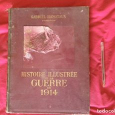 Libros antiguos: HISTORIA ILUSTRADA DE LA GUERRA DE 1914 , VERR. Lote 265215079