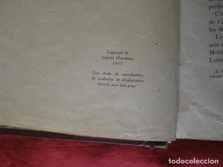 Libros antiguos: HISTORIA ILUSTRADA DE LA GUERRA DE 1914 , VERR - Foto 5 - 265215079
