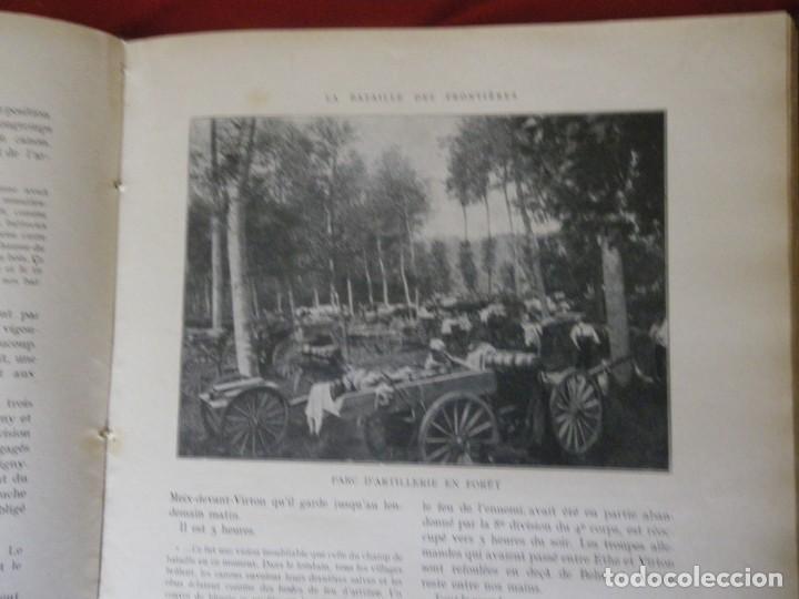 Libros antiguos: HISTORIA ILUSTRADA DE LA GUERRA DE 1914 , VERR - Foto 6 - 265215079