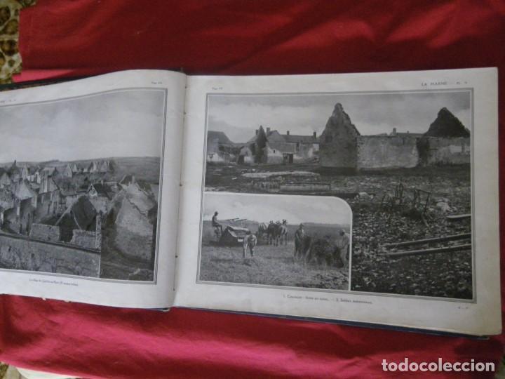 Libros antiguos: LA GUERRA SECCION FOTOGRAFICA MINISTERIO DE LA GUERRA , VERR - Foto 4 - 265215969