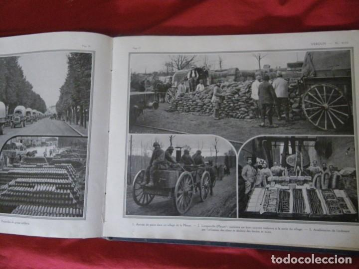 Libros antiguos: LA GUERRA SECCION FOTOGRAFICA MINISTERIO DE LA GUERRA , VERR - Foto 6 - 265215969