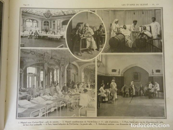 Libros antiguos: LA GUERRA SECCION FOTOGRAFICA MINISTERIO DE LA GUERRA , VERR - Foto 8 - 265215969