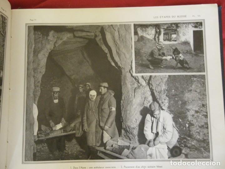 Libros antiguos: LA GUERRA SECCION FOTOGRAFICA MINISTERIO DE LA GUERRA , VERR - Foto 9 - 265215969