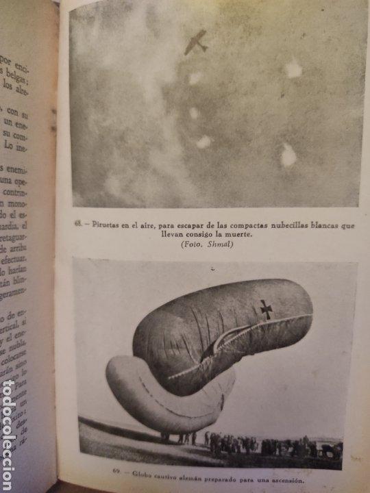 Libros antiguos: Pájaros de acero - Foto 3 - 276573723