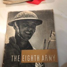 Libros antiguos: THE EIGHTH ARMY. Lote 294096633