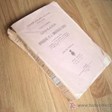 Libros antiguos: TOMO 87 DE LA COLECCION LEGISLATIVA DE ESPAÑA. 1924 RUSTICA. Lote 27615627