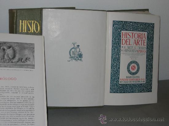 Libros antiguos: J. PIJOAN. TRES TOMOS DE HISTORIA DEL ARTE. AÑO 1925. - Foto 3 - 27271738