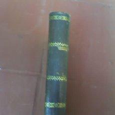 Libros antiguos: GRAMATICA ITALIANA Y METODO PARA APRENDERLA, DE EDUARDO BENOT - CADIZ - ESPAÑA- AÑO 1860. Lote 27566243