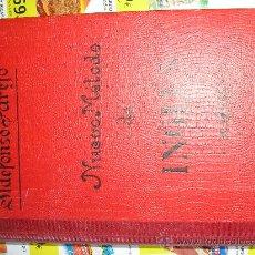 Libros antiguos: NUEVO METODO RAPIDO DE IDIOMA INGLES-1927. Lote 27399152