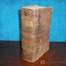 Libros antiguos: 1790 DICTIONNAIRE FRANÇOIS-LATIN. MM. LALLEMANT. CHEZ LES LIBRAIRES ASSOCIÉS. RARÍSIMO.. Lote 26828279