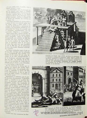 Libros antiguos: 3.- LAS GRANDES RELIGIONES 8 TOMOS (Obra completa) - Foto 5 - 26682434