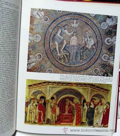 Libros antiguos: 3.- LAS GRANDES RELIGIONES 8 TOMOS (Obra completa) - Foto 7 - 26682434