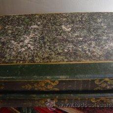 Libros antiguos: 1839 DICTIONNAIRE GENERAL ET GRAMATICAL DES DICTIONNAIRES FRANCAISES 2 TOMOS . Lote 27555546