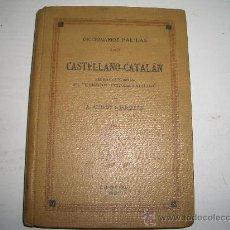 Libros antiguos: DICCIANARIO PAL-LAS CAJA Nº1 . Lote 18482042