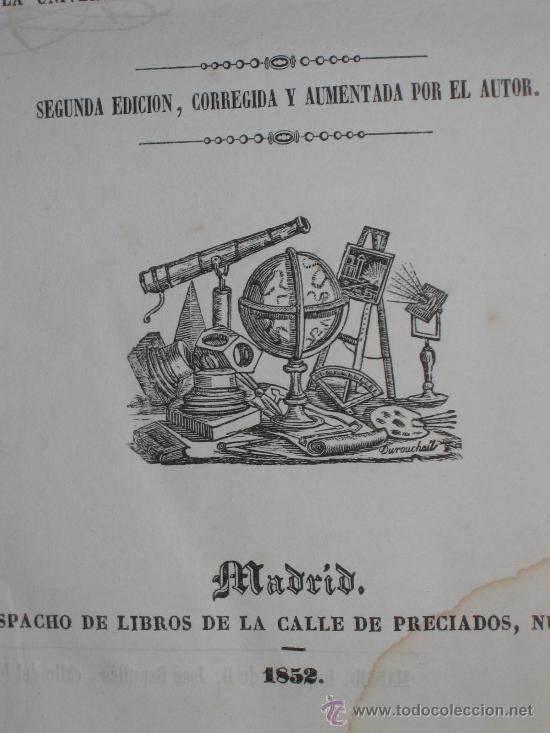 Libros antiguos: GRAMÁTICA INGLESA. AÑO 1852. POR D. FRANCISCO PIFERRER. 2ª EDICIÓN. - Foto 2 - 27157532