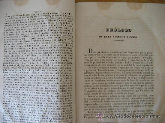 Libros antiguos: GRAMÁTICA INGLESA. AÑO 1852. POR D. FRANCISCO PIFERRER. 2ª EDICIÓN. - Foto 6 - 27157532