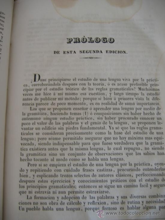 Libros antiguos: GRAMÁTICA INGLESA. AÑO 1852. POR D. FRANCISCO PIFERRER. 2ª EDICIÓN. - Foto 7 - 27157532