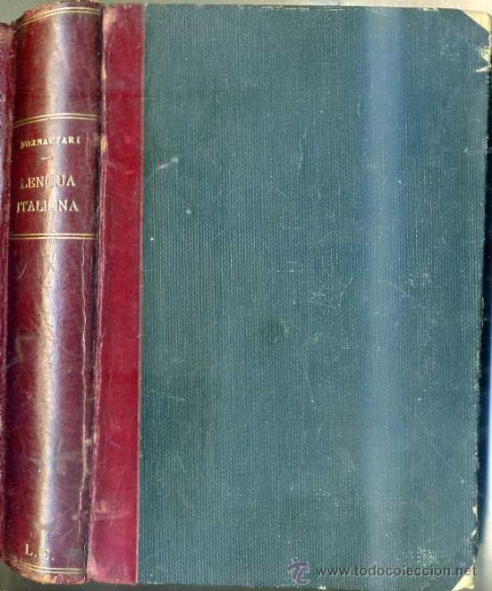 Libros antiguos: FORNACIARI : SINTASSI ITALIANA DELLUSO MODERNO (1897) - Foto 2 - 28832832