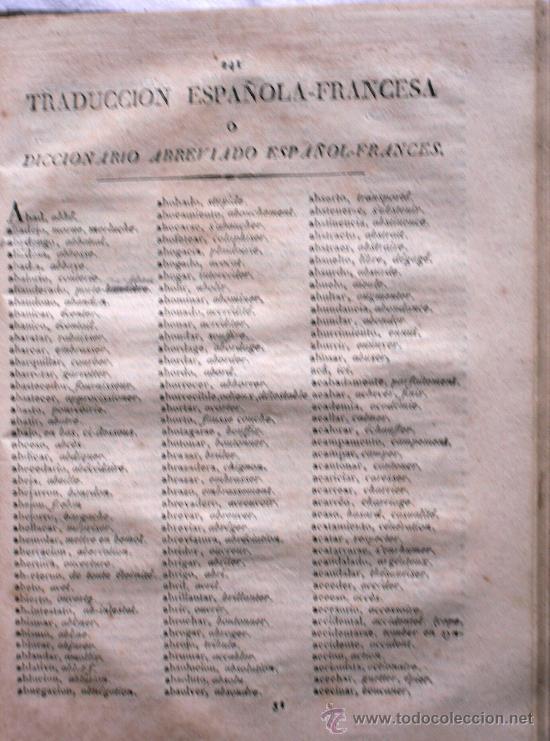 Libros antiguos: GRAMÁTICA FILOSOFICA Y LITERARIA DE LA LENGUA FRANCESA - IMPRENTA DE IGUERETA - LA CORUÑA - AÑO 1834 - Foto 5 - 29727332