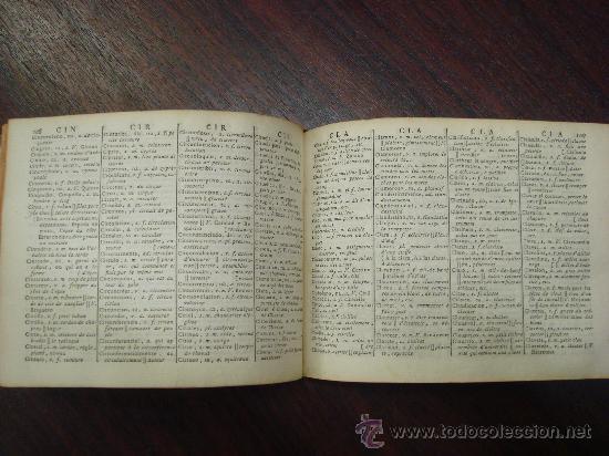Libros antiguos: Nouveau Dictionnaire de poche Français espagnol. 1798. 2 Volumenes - Foto 4 - 32139683