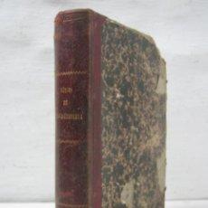 Libros antiguos: METODO DE LENGUA FRANCESA - MALAGA 1894 - AYALA 1ER CURSO. Lote 234528605